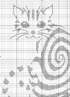 вязанные котики своими руками крючком со схемами: 22 тыс изображений найдено в Яндекс.Картинках
