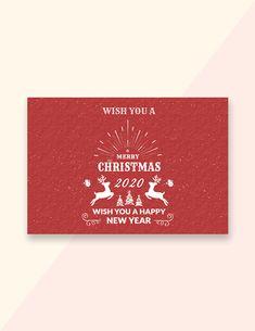 free retro christmas greeting card greeting card templatechristmas greeting cardschristmas