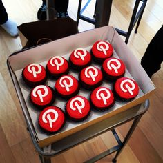 Yummy Pinterest cupcakes, we love our fans.
