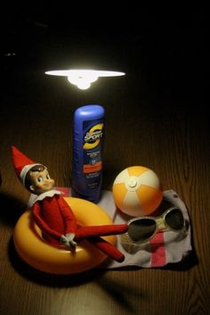 Elf on the Shelf Ideas by kimbaptista