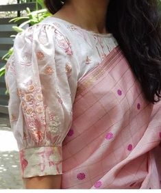 pattern blouses for sarees & pattern blouses for sarees _ pattern blouses for sarees latest _ pattern blouses for sarees simple _ pattern blouses for sarees pattu _ pattern blouses for sarees silk _ pattern blouses for sarees embroidery New Saree Blouse Designs, Fancy Blouse Designs, Bridal Blouse Designs, Latest Blouse Designs, Blouse Styles, Shagun Blouse Designs, Indian Blouse Designs, Choli Blouse Design, Blouse Back Neck Designs