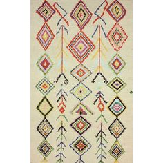 #Moroccan style #rug, a staple for any home.