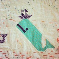 whale quilts - Google Search