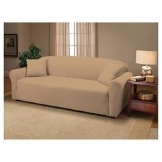 custom sofa covers - Awesome Custom sofa Covers Picture, custom slipcovers and couch cover for any sofa online Chesterfield Sofa, Sofa Couch, Couch Furniture, Cushions On Sofa, Cheap Furniture, Plywood Furniture, Couches, Furniture Ideas, Diy Couch