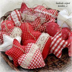 Vianoce - červeno biele väčšie - 4591760_
