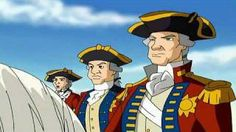 """Liberty`s Kids Season 1 Episode 09 Part """"Bunker Hill"""" Synopsis: James witnesses the battle at Bunker Hill; Teaching Schools, Elementary Schools, Teaching Ideas, Educational Videos, Educational Activities, Liberty Kids, History For Kids, Bunker Hill, Sixth Grade"""