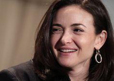 """Sheryl Sandberg Best seller"""" Lean In"""" Top Modern Feminists Chosen By HuffPost UK Readers"""