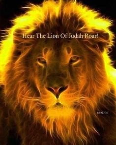 Hear The Lion Of Judah Roar!