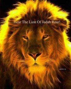 Hear The Lion Of Judah Roar!