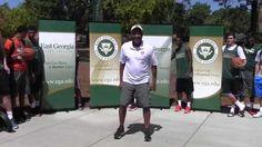 Coach Jordan and Dr Boehmer ALS Ice Bucket Challenge College Campus, Jordans, Bucket, Challenges, Ice, Buckets, Ice Cream