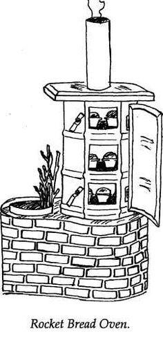 Rocket Bread Oven (www.ChefBrandy.com)