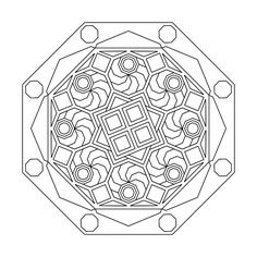 Tons Of Printable Mandala Designs Free For Download Print These Mandala Coloring Pages Right