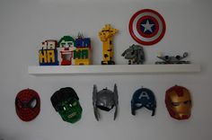 Gifts from the Pirates Create: giftsfromthepirates creat designing a Marvel DC super hero bedroom