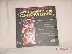 Christmas with Chippy The Chipmunk