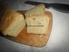 Moje domowe kucharzenie...: Chleb z dodatkiem jogurtu- bardzo prosty