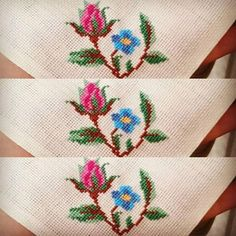Brilliant Cross Stitch Embroidery Tips Ideas. Mesmerizing Cross Stitch Embroidery Tips Ideas. Cross Stitching, Cross Stitch Embroidery, Embroidery Patterns, Cross Stitch Patterns, Embroidery Thread, Simple Cross Stitch, Cross Stitch Rose, New Crafts, Diy And Crafts