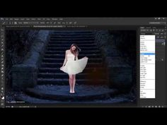 Photoshop Tutorial   Photo Manipulation   Advanced Lighting Effects