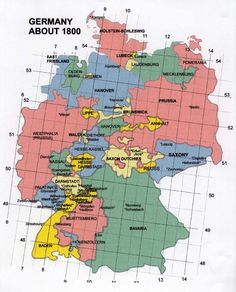 map of baden germany 1800 germany 1800