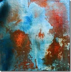 Distressed Wall Effect by Andy Skinner- GREAT EFFECT