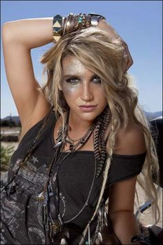 Ke$ha-seriously, every song this chick touches turns to gold. Look into other hit songs, 7 out of 10 times she was the songwriter
