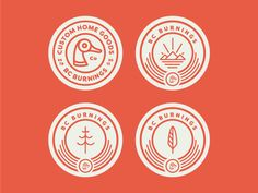 BC Burnings Coasters designed by Nicholas D'Amico. Connect with them on Dribbble; Icon Design, Badge Design, Graphic Design Inspiration, Coin Logo, Badge Logo, Corporate Design, Branding Design, Kreis Logo, Badge Icon