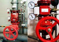 modernizacja pompowni ppoż przeciwpożarowa pompownia serwis