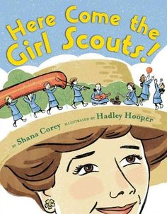 Top Picture Books for Women's History Month -- beautifully illustrated picture books about remarkable girls and women