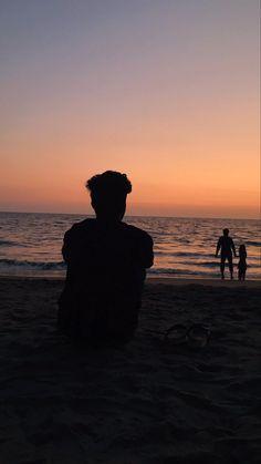 Silhouette, Celestial, Sunset, Outdoor, Art, Outdoors, Art Background, Kunst, Sunsets