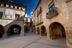 Horta de San Juan, Tarragona, España en #Tarragona