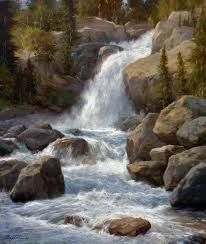 Image result for painting by buck paulson