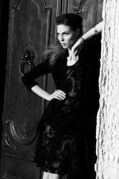 Viktorija Santiago Ruisenor Elle Mexico Venice Italy