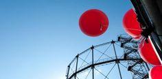 Athens Plaython, Τεχνόπολη Athens, Utility Pole, Ferris Wheel, Fair Grounds, Public, City, Happy, Travel, Viajes