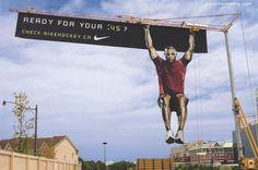 Billboards y vallas publicitarias extremadamente creativas