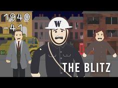Watch a World War 2 Documentary for Children. World War 2 for Kids in Elementary School Cartoon - YouTube