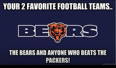 Two favorite football teams