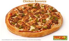 For a hungry tummy, buy a yummy pizza! #mumbai #pune #pizza #chicken #