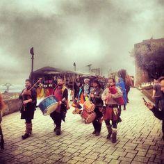 #jornadasmedievales2014 #paradores #oropesa