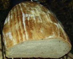 Bramborový chléb Květy Fialové.