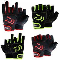 1Pair DAIWA Anti-Slip 3 Fingers Cut Fishing Gloves Waterproof 5 Fingers Cut Leather PU Fishing Glove Hunting Gloves  Price: 19.99 & FREE Shipping  #clothing|#fashion|#Beauty