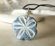 Afbeeldingsresultaat voor made a pendant bail from polymer clay