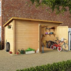 How To Use Storage Shed Plans To Declutter Your Home #shedstorageideas