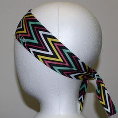 Chevron JUNK Headband