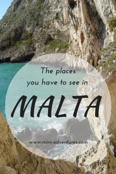 Thinking of visiting Malta? Me too! Here are some of the top things to see and do on the island. Malta Travel Guide, Europe Travel Guide, France Travel, Travel Guides, Travelling Europe, European Destination, European Travel, Vacation Destinations, Vacations