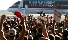 Trump Living Large On Donors' Dime The GOP nominee's campaign is spending lavishly on Trump businesses instead of cheaper alternatives.