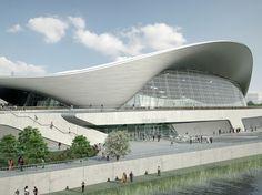 Erstarrte Welle   mapolis   Architektur – das Onlinemagazin für Architektur