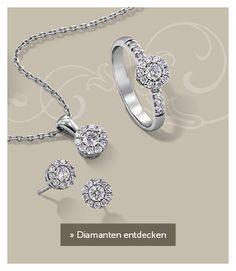 Hochzeit - Diamanten #Diamanten #Hochzeit #Brautschmuck
