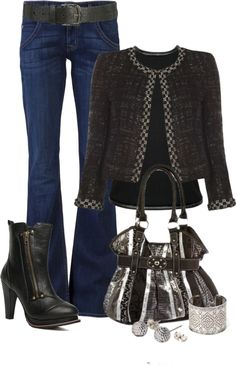 """""""Untitled #1035"""" by johnna-cameron ❤ liked on Polyvore"""