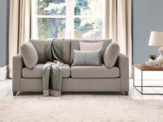 This is how I look in House Linen Vintage Grey with reflex foam seat cushions 1 Seater Sofa Bed, Beds For Small Spaces, Sofa, Sofa Bed, Beautiful Sofas, Hall Sofa, Bed Stand, Comfortable Sofa, Small Sofa Bed