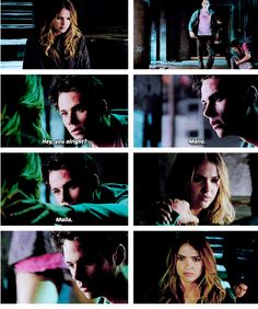 Noooo!!!! I ship Stalia and the fact that they're probably taking a break and that episode ended on a low note masks me really sad!!! They have to make up they have to!!!!!!! D,:
