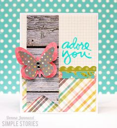 Adore you_blog from Simple Stories blog